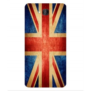 Coque De Protection Drapeau Vintage Royaume Uni Pour Huawei Honor Holly 2 Plus