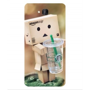 Coque De Protection Amazon Starbucks Pour Huawei Honor Holly 2 Plus