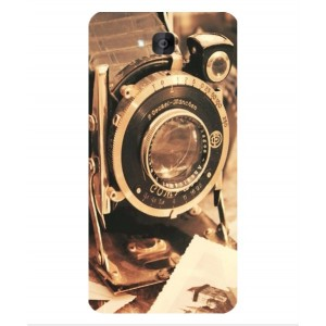 Coque De Protection Appareil Photo Vintage Pour Huawei Honor Holly 2 Plus