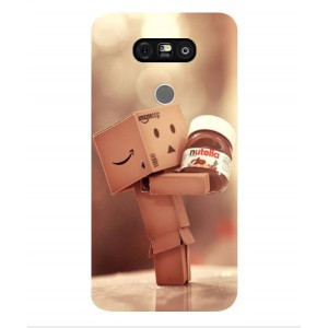 Coque De Protection Amazon Nutella Pour LG G5