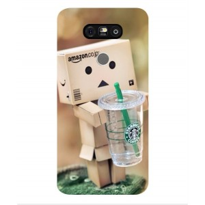 Coque De Protection Amazon Starbucks Pour LG G5