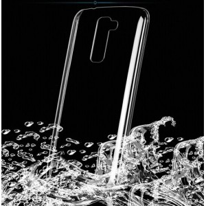 Coque De Protection Rigide Transparent Pour LG K10