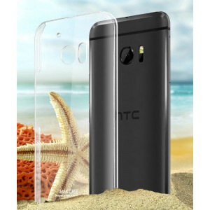 Coque De Protection Rigide Transparent Pour HTC 10