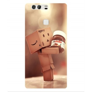 Coque De Protection Amazon Nutella Pour Huawei P9