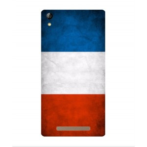 Coque De Protection Drapeau De La France Pour Acer Liquid X2