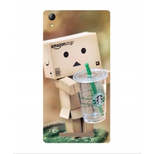 Coque De Protection Amazon Starbucks Pour Acer Liquid X2