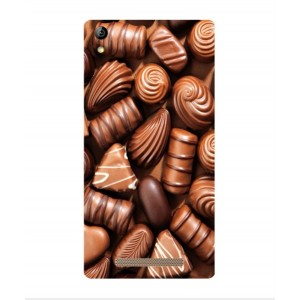 Coque De Protection Chocolat Pour Acer Liquid X2