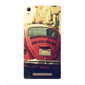 Coque De Protection Voiture Beetle Vintage Acer Liquid X2