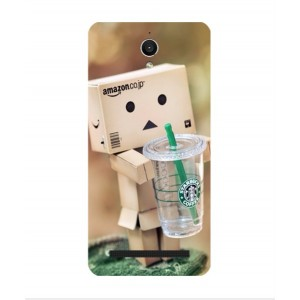 Coque De Protection Amazon Starbucks Pour Asus Zenfone Go ZC451TG