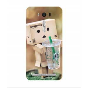 Coque De Protection Amazon Starbucks Pour Asus Zenfone 2 Laser ZE551KL