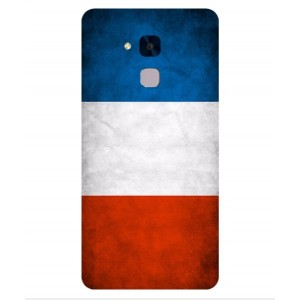 Coque De Protection Drapeau De La France Pour Huawei Honor 5c