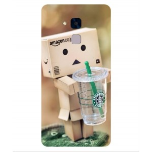 Coque De Protection Amazon Starbucks Pour Huawei Honor 5c