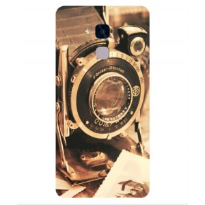 Coque De Protection Appareil Photo Vintage Pour Huawei Honor 5c