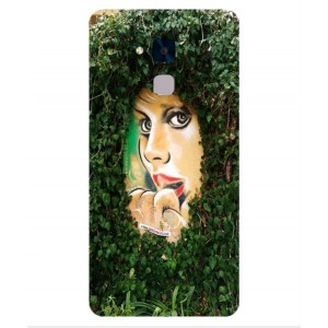 Coque De Protection Art De Rue Pour Huawei Honor 5c