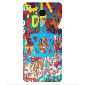 Coque De Protection Graffiti Tel-Aviv Pour Huawei Honor 5c