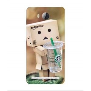 Coque De Protection Amazon Starbucks Pour Huawei Y3II