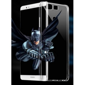 Coque De Protection En Silicone Transparent Pour Huawei P9 Plus