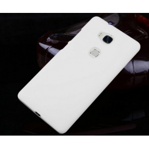 Coque De Protection Rigide Blanc Pour Huawei Honor 5c