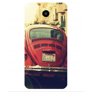 Coque De Protection Voiture Beetle Vintage Meizu M1 Metal