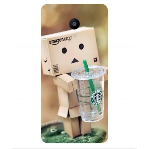 Coque De Protection Amazon Starbucks Pour Meizu M3