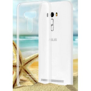 Coque De Protection Rigide Transparent Pour Asus Zenfone Go T500