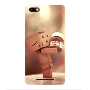 Coque De Protection Amazon Nutella Pour Wiko Lenny 3