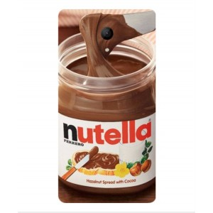 Coque De Protection Nutella Pour Wiko Robby