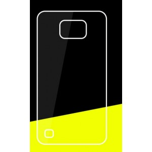 Coque De Protection En Silicone Transparent Pour LG X Cam