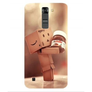 Coque De Protection Amazon Nutella Pour LG K7