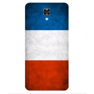 Coque De Protection Drapeau De La France Pour LG X Screen