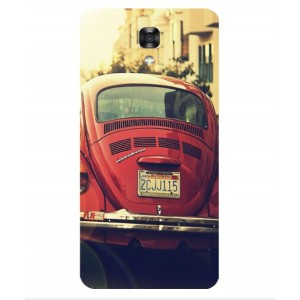 Coque De Protection Voiture Beetle Vintage LG X Screen