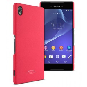 Coque De Protection Rigide Rouge Pour Sony Xperia X Performance