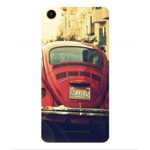 Coque De Protection Voiture Beetle Vintage Wiko Jerry