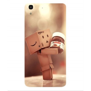 Coque De Protection Amazon Nutella Pour Huawei Y6