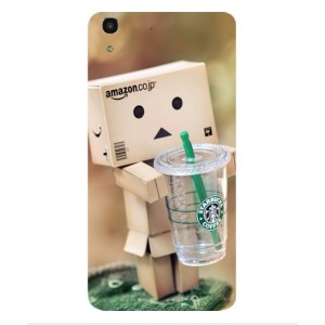 Coque De Protection Amazon Starbucks Pour Huawei Y6