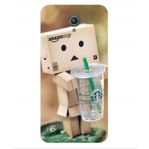 Coque De Protection Amazon Starbucks Pour Vodafone Smart Prime 7