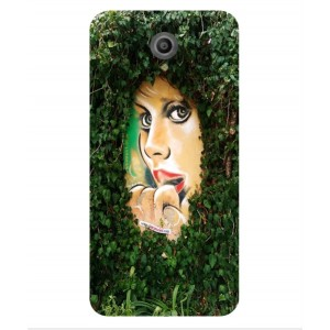 Coque De Protection Art De Rue Pour Vodafone Smart Prime 7