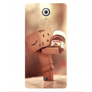 Coque De Protection Amazon Nutella Pour Wiko U Feel