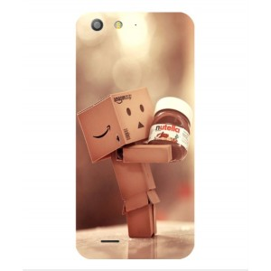 Coque De Protection Amazon Nutella Pour ZTE Blade V6
