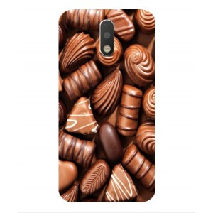 Coque De Protection Chocolat Pour Motorola Moto G4 Play