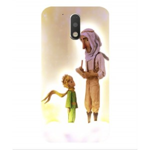 Coque De Protection Petit Prince Motorola Moto G4 Play