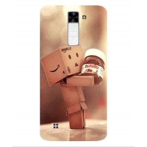 Coque De Protection Amazon Nutella Pour LG K8