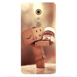 Coque De Protection Amazon Nutella Pour ZTE Axon 7