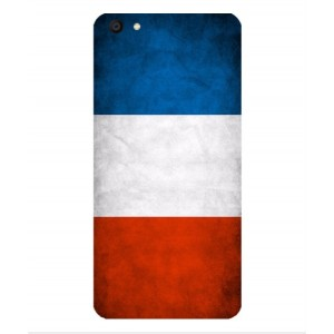 Coque De Protection Drapeau De La France Pour Vivo X7 Plus