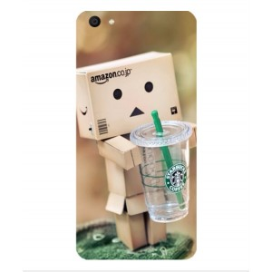 Coque De Protection Amazon Starbucks Pour Vivo X7 Plus