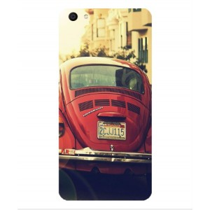 Coque De Protection Voiture Beetle Vintage Vivo X7