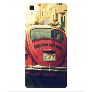 Coque De Protection Voiture Beetle Vintage Vivo V3 Max