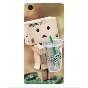 Coque De Protection Amazon Starbucks Pour Vivo V3