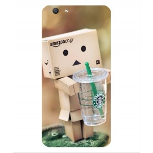 Coque De Protection Amazon Starbucks Pour Oppo A59