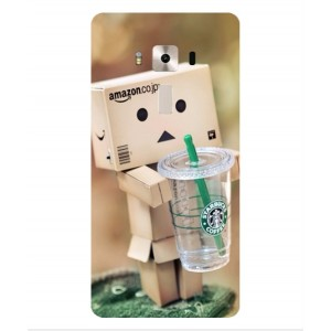 Coque De Protection Amazon Starbucks Pour Asus Zenfone 3 Deluxe ZS570KL